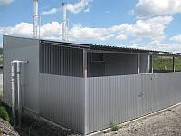 Блочно модульные котельные от 50 кВт до 2 МВт