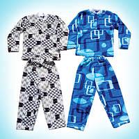 Пижама махровая для мальчика