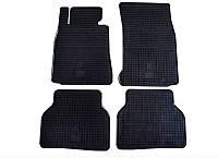 Резиновые коврики Stingrey 2шт Audi A3 2003-/Octavia II 2004-/VW Golf VI 2008-/Jetta 2005-