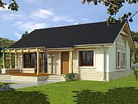 Проект одноэтажного дома Hd-29