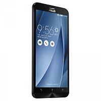 Смартфон Asus Zenfone 2, 4/32Gb Grey, 2sim, 3000mAh, экран 5.5''IPS, 13/5Мп, GPS, 4G, 4 ядра, Gorilla Glass 3.
