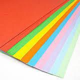 Дизайнерская бумага 130 г размер 50 х 70 см.