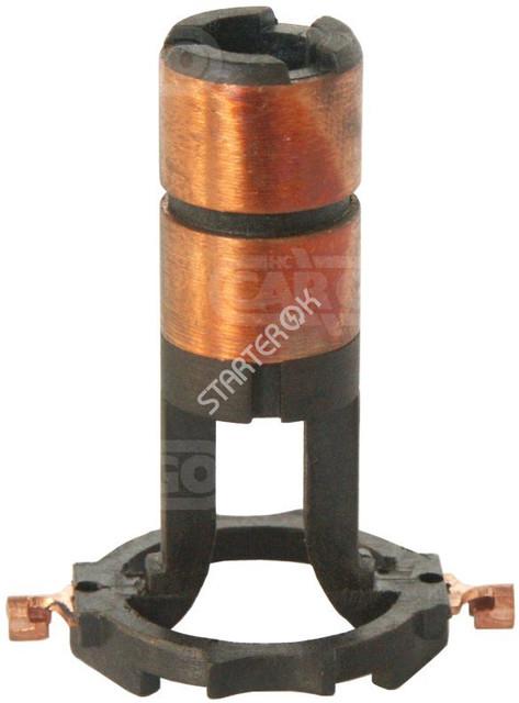 Контактные кольца ротора, генератор
