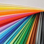 Цветной картон 220 г, 50 х 70 см.