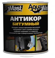 Мастика битумно-полимерная Антикоррозионная AquaMast Технониколь 2,4кг (Аквамаст)