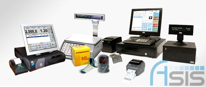 Продажа и обслуживание торгового оборудования