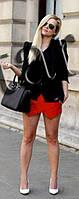 Юбка-шорты женские молодежные, фото 1
