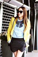Юбка-шорты классические для модниц, фото 1