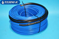 Двухжильный электро теплый кабель ТМ Tehni-x SHDN-600