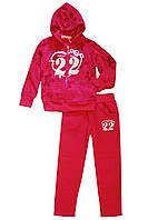 Утепленный детский спортивный костюм; 98,  104, 116 размер