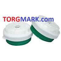 Банка для респиратора (Тополь) марка К1Р1  ( зелёная )