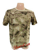 Футболка камуфляж армейская  MIL-TEC A-TACS, 11010059