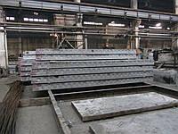 Плиты перекрытия пустотные 72-12-8