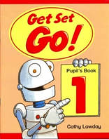 Учебник Get Set - Go! 1 Pupil's Book