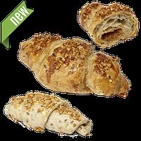 Круасан з зернового тіста з начинкою з солоною карамелі (36 шт)