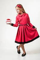 Нарядное платье для девочки, размеры 30,32,34. (арт.ПЛ57)