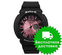 Часы Casio G-Shock Baby-G BGA-160 Black Rose