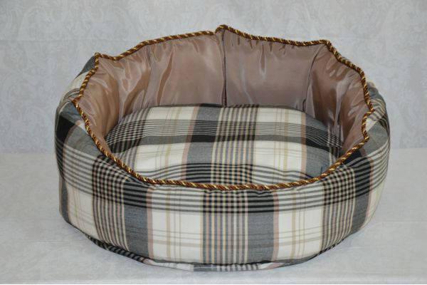 Лежак Люкс круглый, фото 2