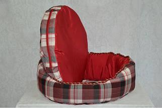 Лежак Люкс круглый, фото 3