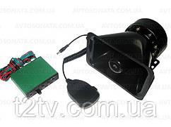 СГУ 3зв.100W KHS-100-3 Karaul блок/микрофон (шт.)