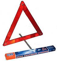 Знак аварийный color box ЗА-001 (шт.)