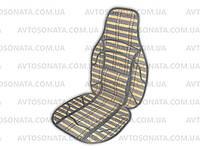 Накидки на сид. бамбуковые SC-9053 (2шт) (пара)