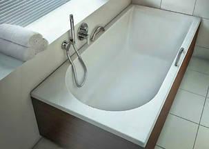 KOLO MIRRA ванна прямоугольная 170*80 см, с ножками и элементами крепления, фото 2