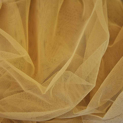 """Ткань текстильная """" Французский гипюр""""- однотонная 03, фото 2"""