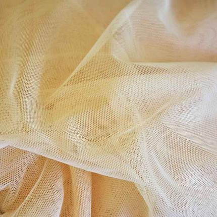 """Ткань текстильная """" Французский гипюр""""- однотонная 04, фото 2"""