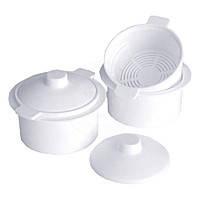 Емкость-контейнер для дезинфекции маникюрных инструментов 0,1л