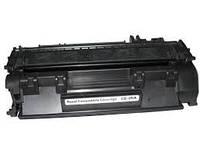 Картридж HP CE 505A (заправленный, с новым фотобарабаном, первопроходный)