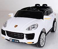Детский электромобиль Porshe  T-787 WHITE***