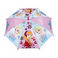 Зонтик Frozen розовый ( детский зонт)