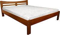 Деревянная кровать Грация С1 80, деревяная односпальная кровать