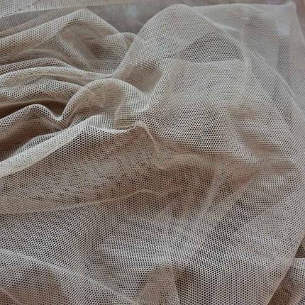 """Ткань текстильная """" Французский гипюр""""- однотонная 07, фото 2"""