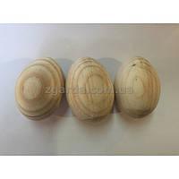 Деревянное яйцо для росписи 6х4