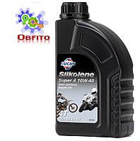 """Полусинтетическое моторное масло """"Silkolene Super 4 10W-40 ', 1л"""