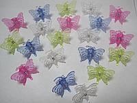 Зажим для домашних орхидей Бабочка 1 шт