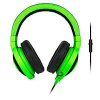 Наушники накладные с микрофоном Razer Kraken Pro 2015 Green (RZ04-01380200-R3M1)