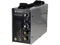 Аргоновий зварювальний апарат для нержавійки Титан УІАС 200 + ДС