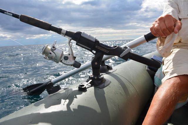 Фастен Борика держатель удилища на надувную лодку