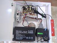 Контроллер GSM сигнализации для небольшого офиса, дома