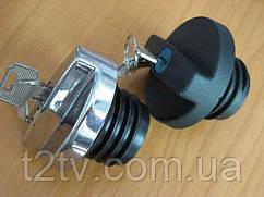 Крышка бака Самара под ключ 17805 Black (шт.)