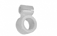 Держатель дополнительной трубы ø19мм пластик