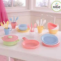 Ігровий набір посуду (27 предметів) KidKraft 63027