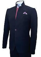 Мужской пиджак черный № 56 - CJ 012/6