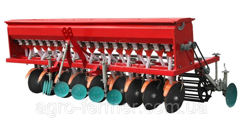 Сеялка зерновая 2BFX-24 24-ти рядная (для трактора)