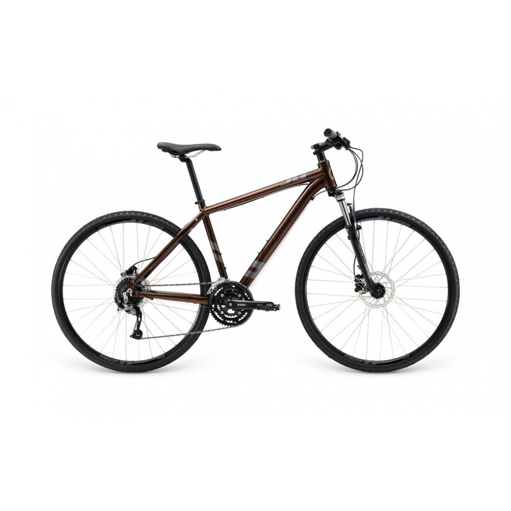 "Велосипед 28"" Apollo Transfer 30 рама - XL 2017 Gloss Bronze/Gloss Charcoal"