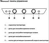 Печь пароконвекционная Unox XB693 (БН), фото 3
