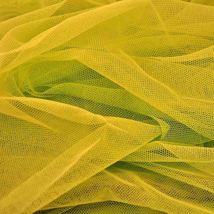 """Ткань текстильная """" Французский гипюр""""- однотонная 11, фото 2"""